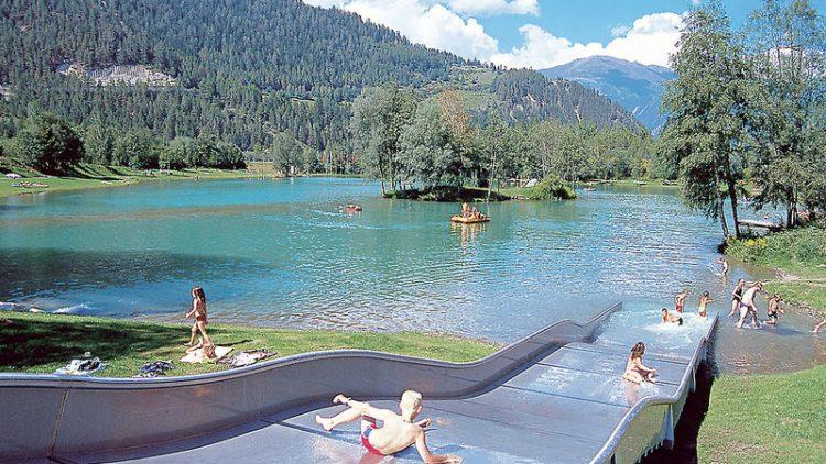 Ferienabschluss in Österreich