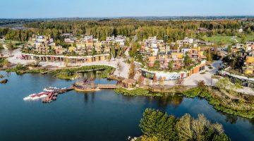 Center Parcs und Disneyland in den Herbstferien