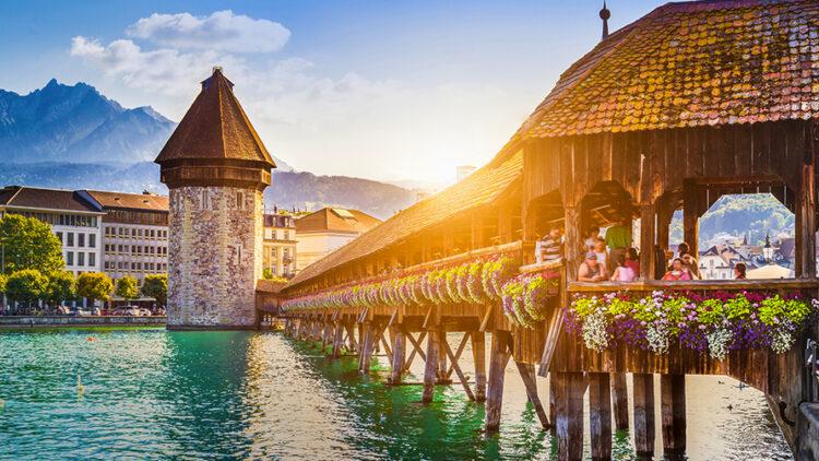 Autorundreise Schweizer Seenzauber